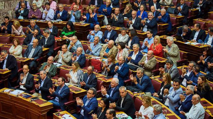 Τροπολογία 16 βουλευτών του ΣΥΡΙΖΑ για τις προσεχείς αυτοδιοικητικές εκλογές