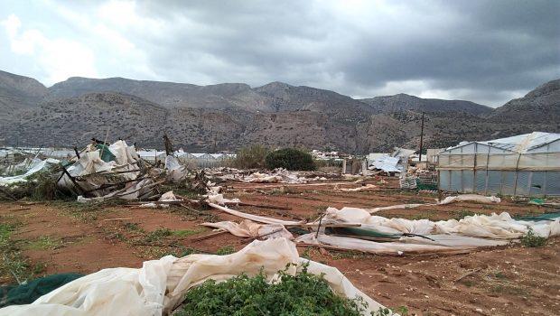 100.000 ευρώ στο Δήμο Σητείας για τις ζημιές στον Γούδουρα