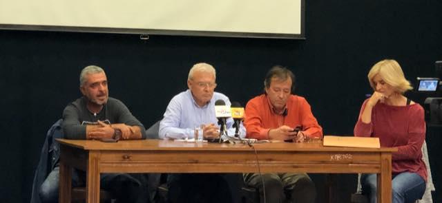 Συνάντηση του Βουλευτή Μανόλη Θραψανιώτη με τους κατοίκους της Ζάκρου με αφορμή την απόφαση της Κυβέρνησης για την υλοποίηση του Υβριδικού έργου Αμαρίου.