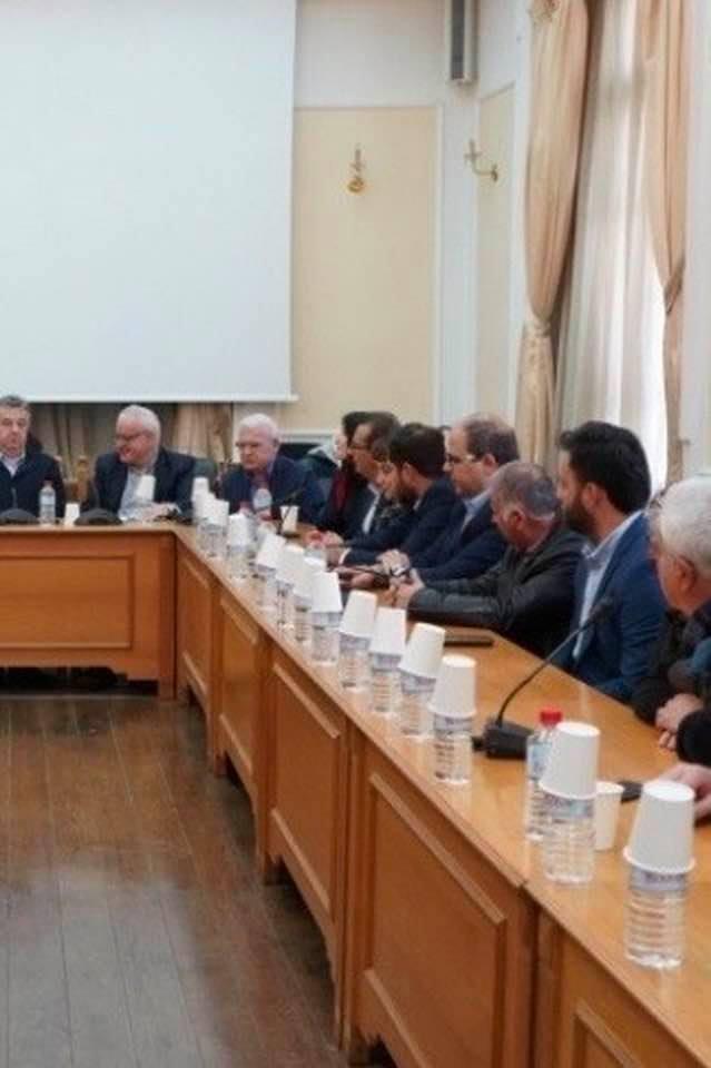 Υπογραφή της σύμβασης για την μελέτη του « Κέντρου φυσικής Ιατρικής και αποκατάστασης στην Νεάπολη»