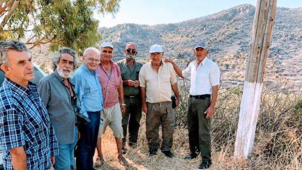 Επίσκεψη Θραψανιώτη στην Πρίνα.